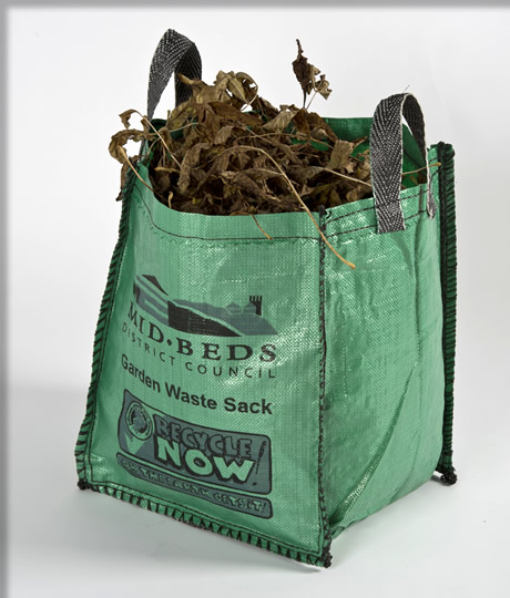 Garden Waste Sacks, Green Waste Bags